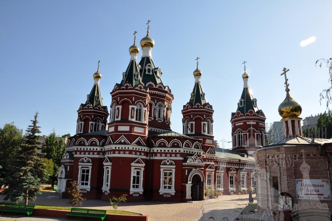 Казанский кафедральный собор где находится
