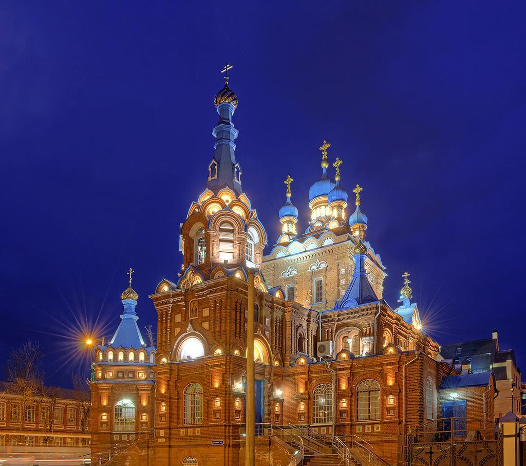 Религия Свято-Георгиевский храм в Краснодаре по адресу Седина, 170