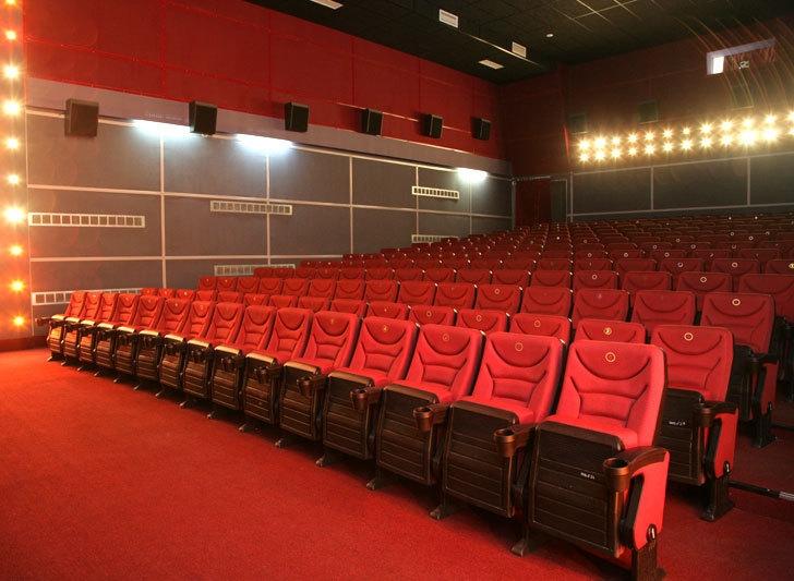Театры, кинотеатры