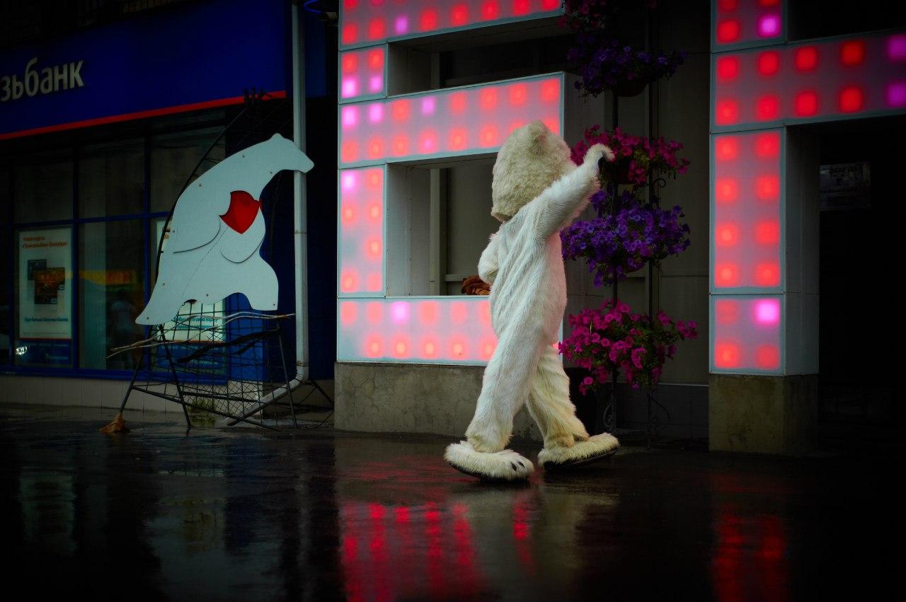 Ночной клуб белый медведь воронеж смотреть видео стрептиз ночной клуб