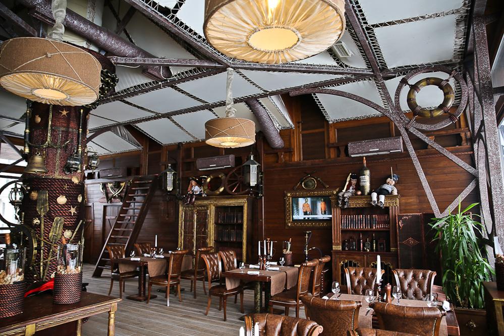 Ресторан летучий голландец санкт-петербург цены
