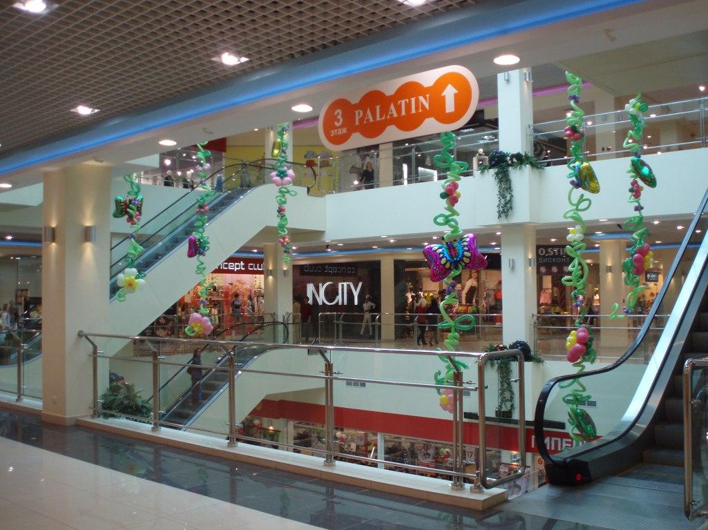 Торгово-развлекательный центр Вива Лэнд в Самаре по адресу Кирова проспект,  147 dfdafeb1518