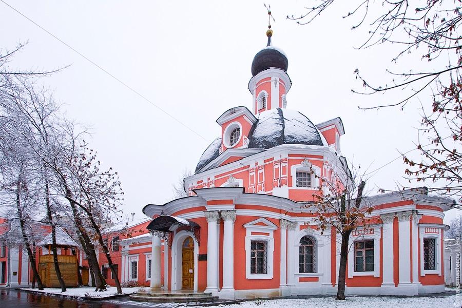 Картинки по запросу московский Ñрам Великомученицы Екатерины на Всполье.