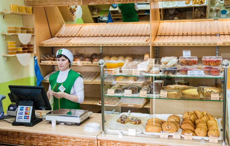 вакансии продавца хлебобулочных изделий в москве Маша Этим дамам