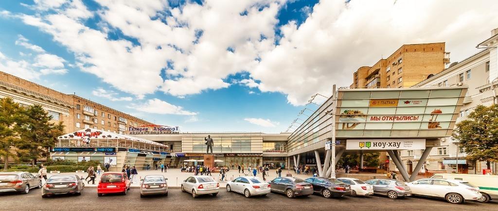 тц галерея аэропорт москва официальный сайт сравнению