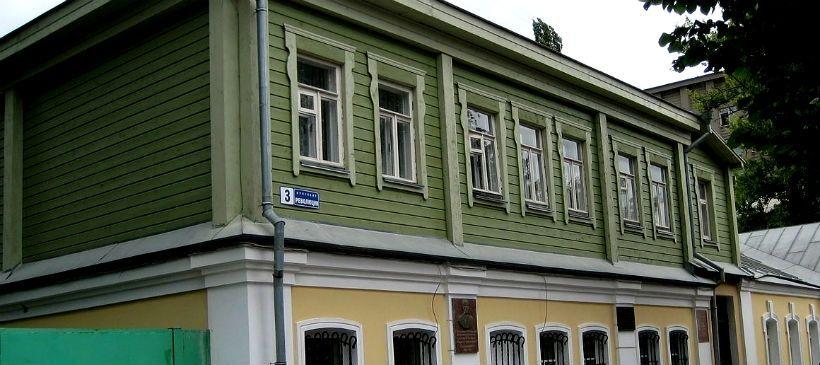 Дом, в котором родился И. Бунин