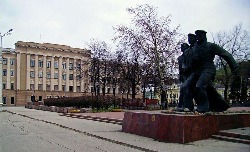 Площадь Маркина