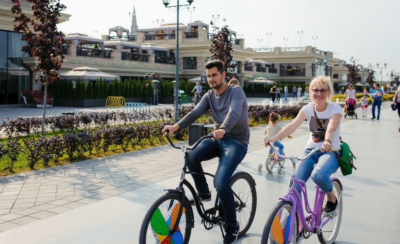 Встретить открытие сезона на Кремлевской набережной