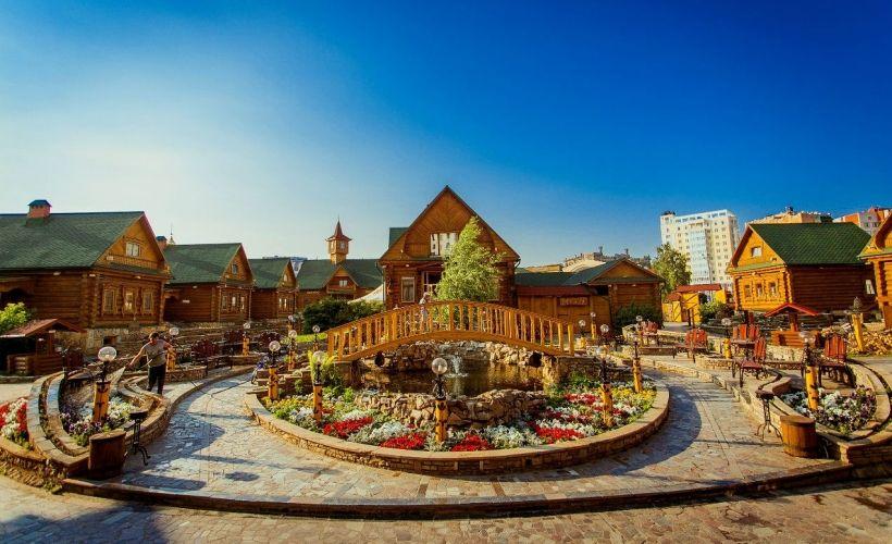 Познакомиться с татарским фольклором