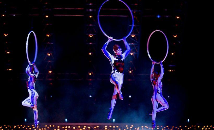 Впечатлиться шоу знаменитого цирка