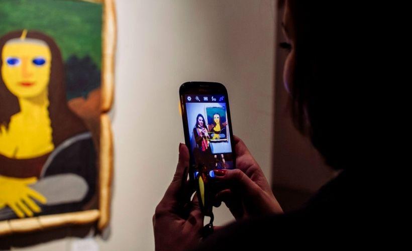 Приобщиться к современному искусству