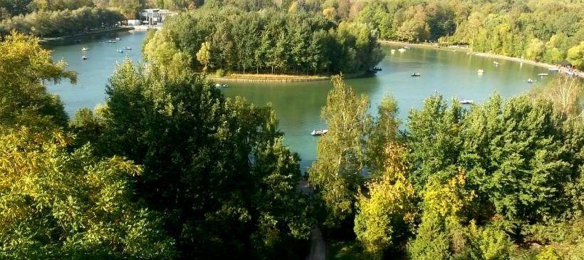 Парк Измайловский