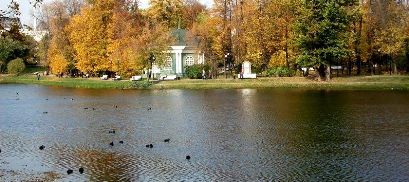 Парк Екатерининский