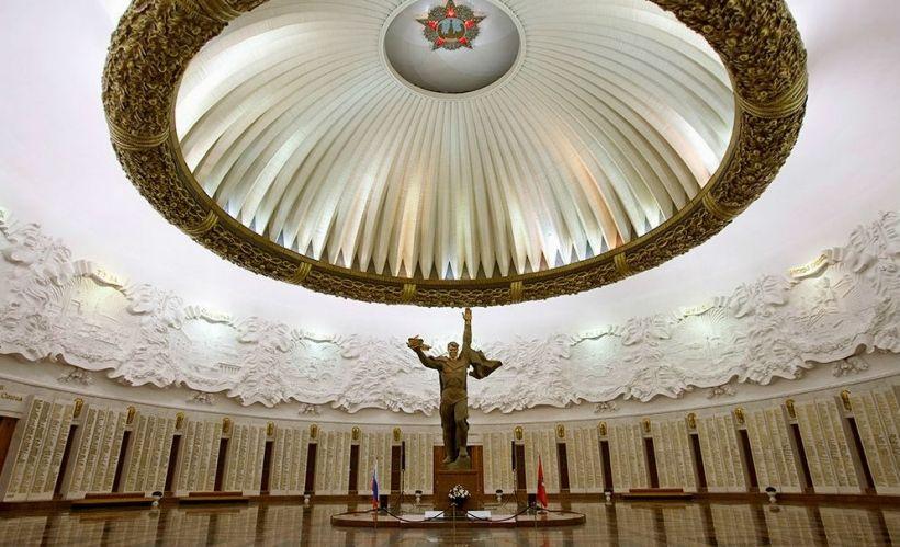Музей Великой Отечественной войны 1941–1945 гг.