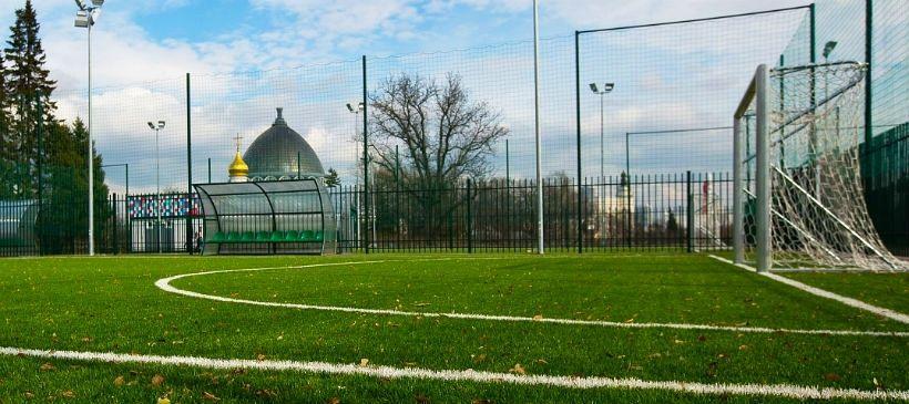 Комплекс спортивных площадок