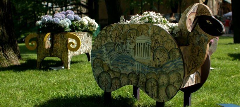 Международный фестиваль ландшафтного дизайна «Императорские сады России»