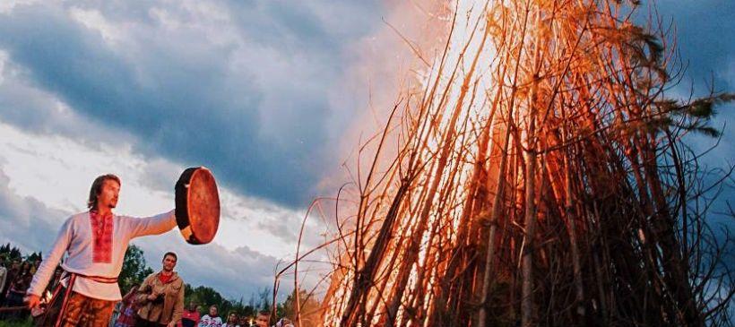 Фестиваль славянской культуры «Солнцестояние»