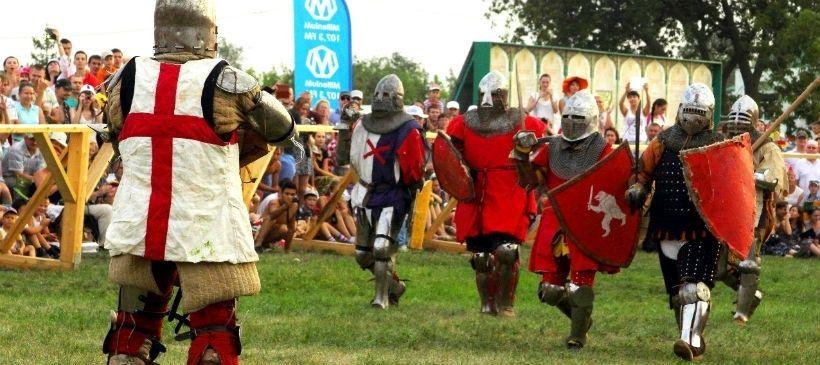 Исторический фестиваль «Великий Булгар»