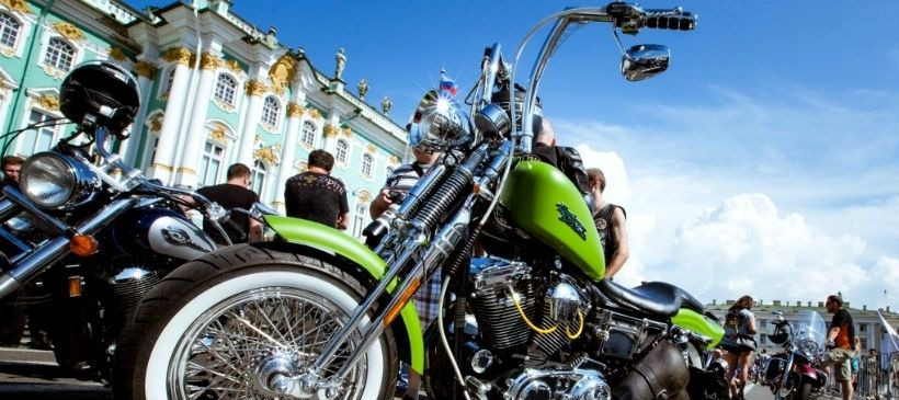 Мотофестиваль St.Petersburg Harley® Days 2015