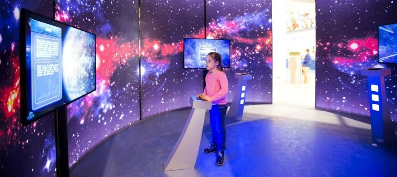 Виртуальный космос