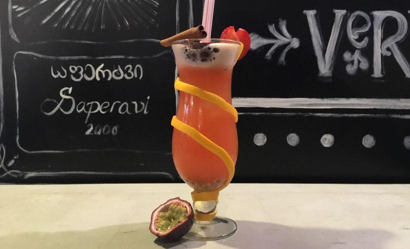 «Тбилиси фьюжн» в кафе «Хинкальная»