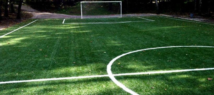 Мини-футбол в Нескучном саду