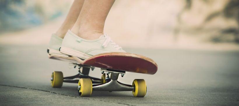 Уроки скейтбординга