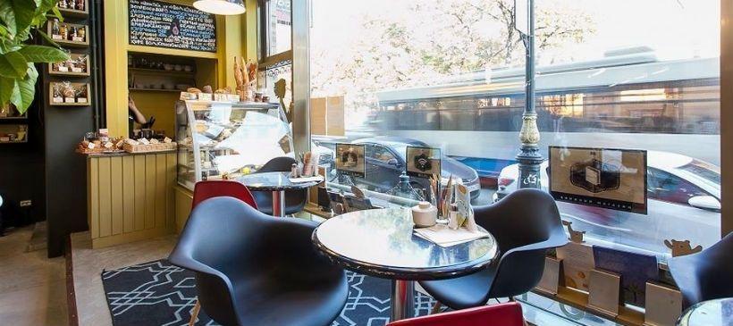 Кофейня «Знакомьтесь, Джо» в книжном магазине «Подписные издания»