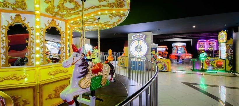 Детский парк аттракционов «Корстон»