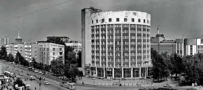 Гостиница «Исеть»