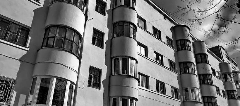 Жилой дом на Куйбышева