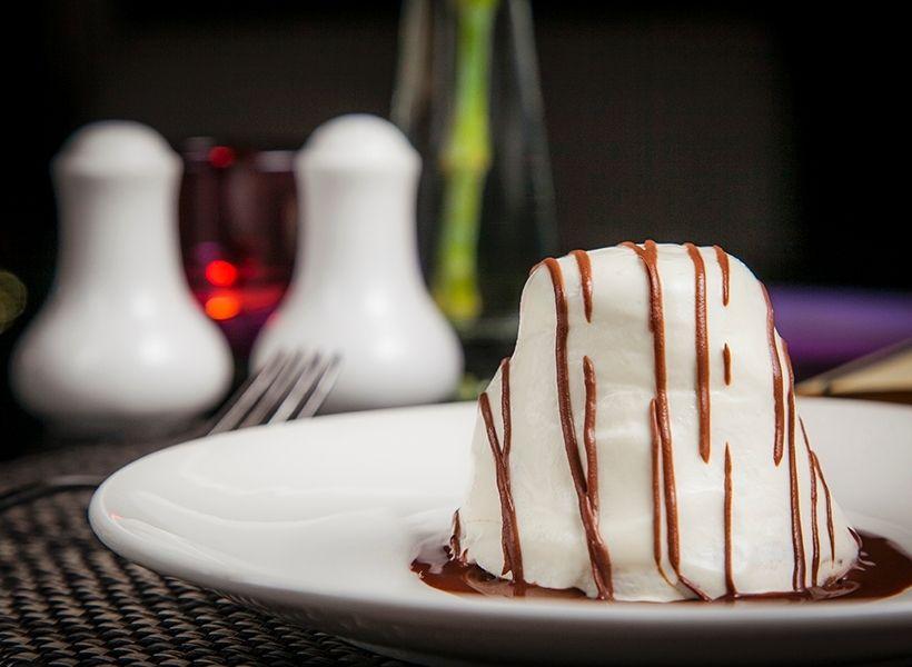 Пирожное «Панчо» в ресторане «Vaниль»