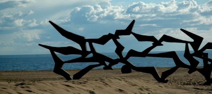 Ласковый пляж