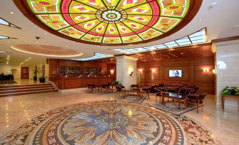Лобби-бар гостиницы «Интурист»