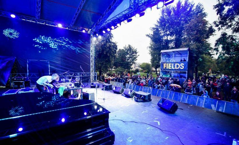 Фестиваль авангардной музыки Fields в «Музеоне»