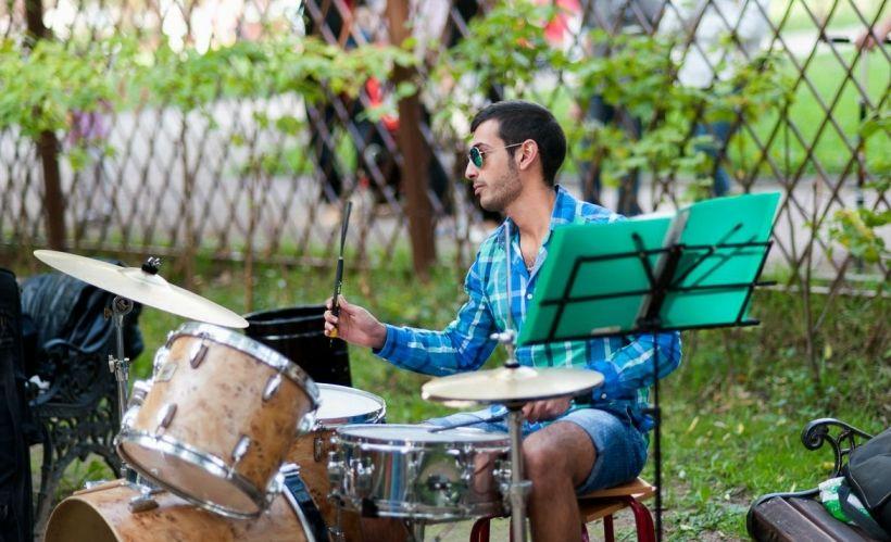Джазовый фестиваль в Воронцово