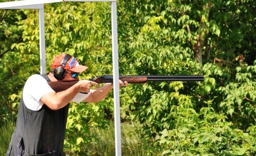 Стендовая стрельба со стрелково-охотничьим клубом «Сталинград»