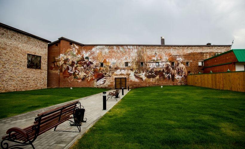 Граффити Basil LST (Россия) — 2