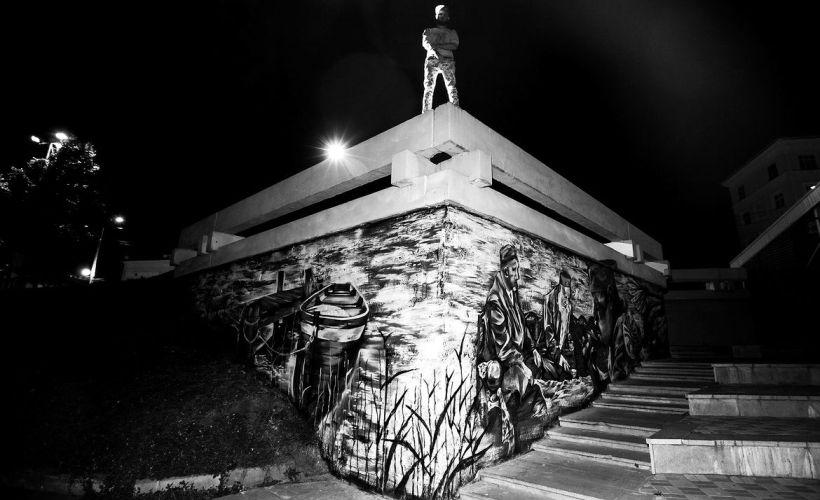 Граффити Дмитрий LIL-DEE (Россия)