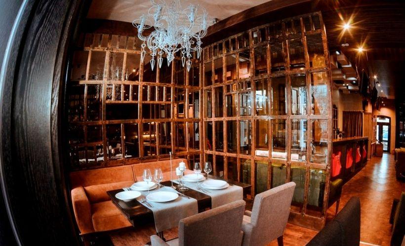Ужин в ресторане «Женатый француз»