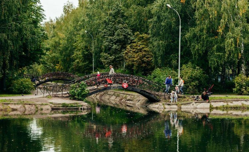 Парк Урицкого