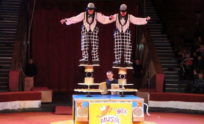 Омский государственный цирк