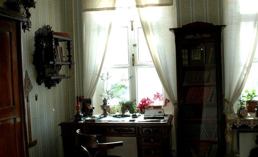 Музей-усадьба А.Н. Толстого