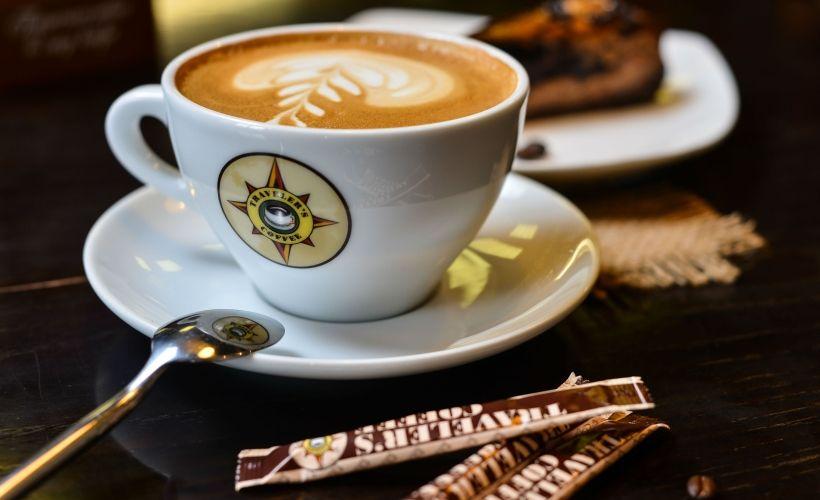 Завтрак в Traveler`s Coffee