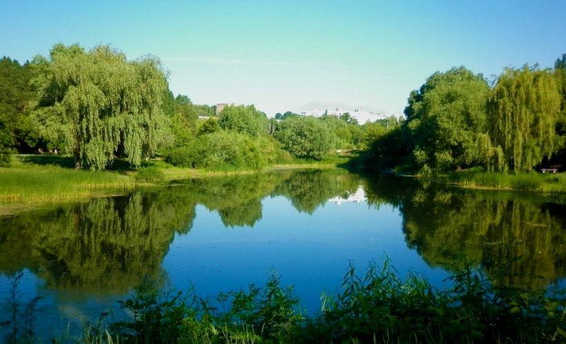 Воронежские озера