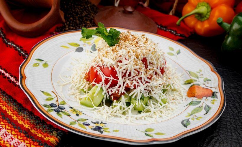 Болгарская кухня в ресторане «Баба Марта»