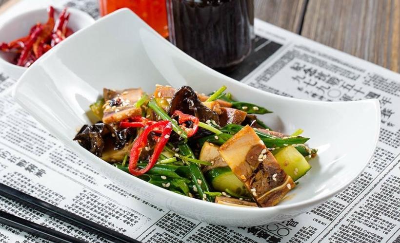 Китайская кухня в ресторане «Китайская грамота»
