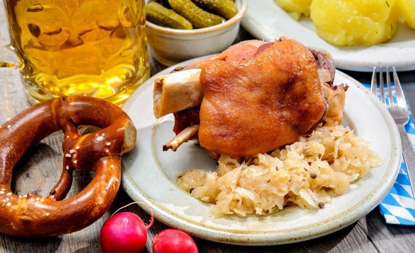Немецкая кухня — Kaiser Wurst