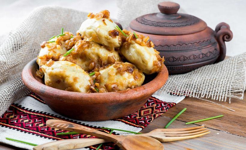 Украинская  кухня — «Борщ и Сало»