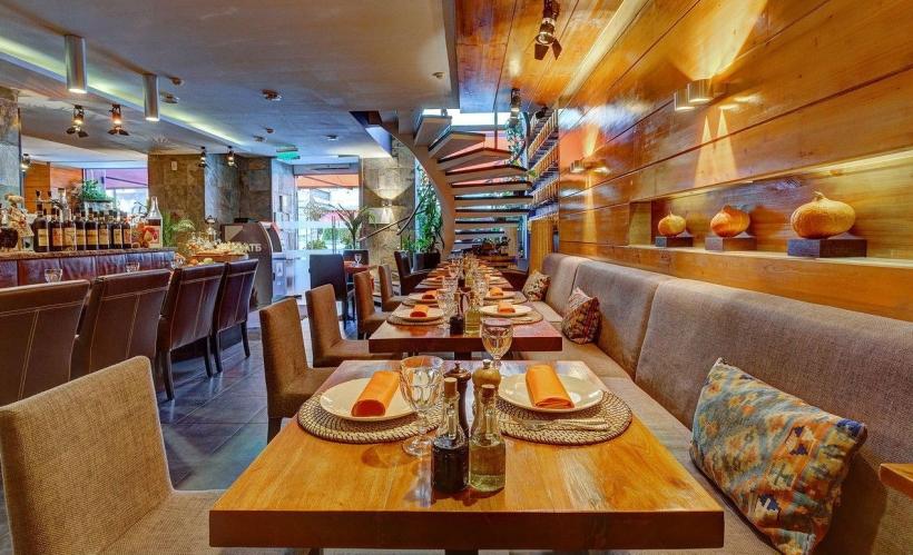 Альтернатива – обед в ресторане «Бараshka»
